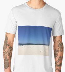 Brighton Beach, NSW, Australia Men's Premium T-Shirt