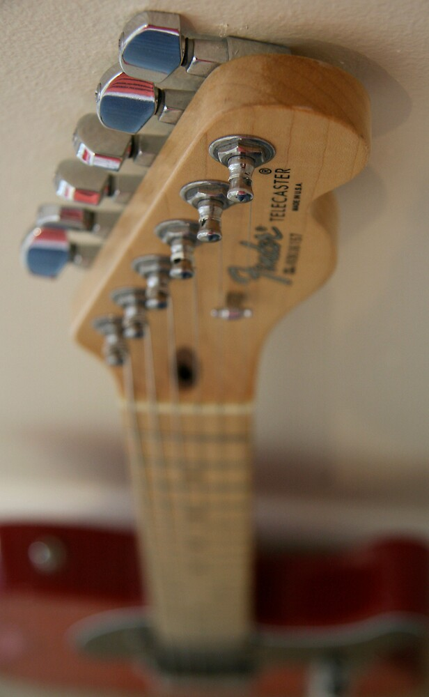 Telecaster 2 by HeidiD