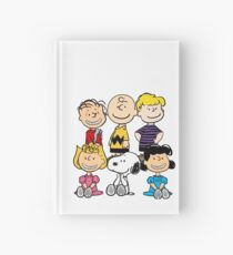 Peanuts - Charlie Brown, Snoopy Hardcover Journal
