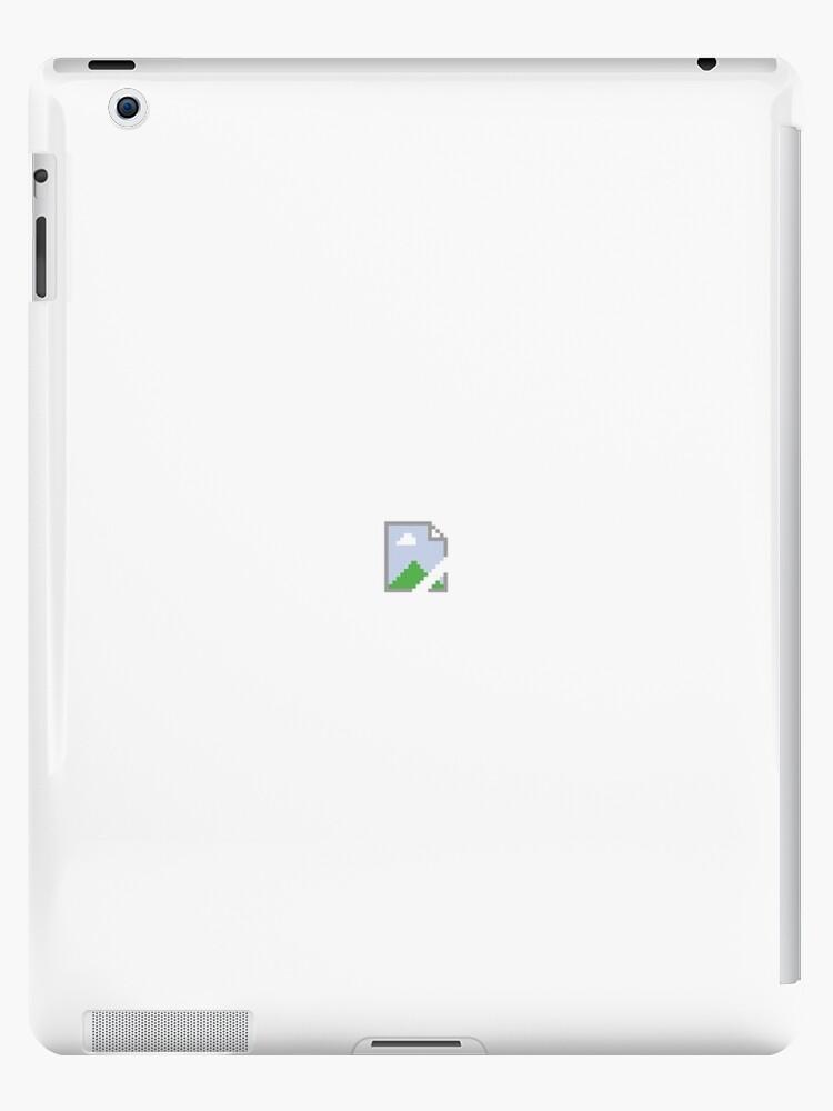 'Google Chrome Broken Image Icon' iPad Case/Skin by finalfinaldsign
