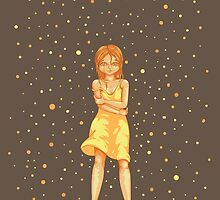 The Girl and the Rain by Lili Batista
