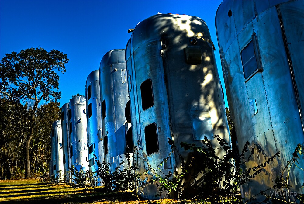 Airstream Ranch Revisited HDR  by MKWhite