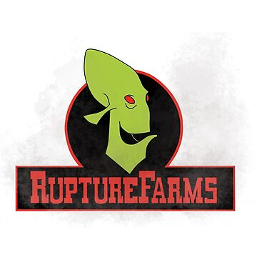 Rupture farms logo by AyCube