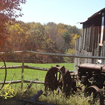 My Grandpas Barn. by lyssuhhh