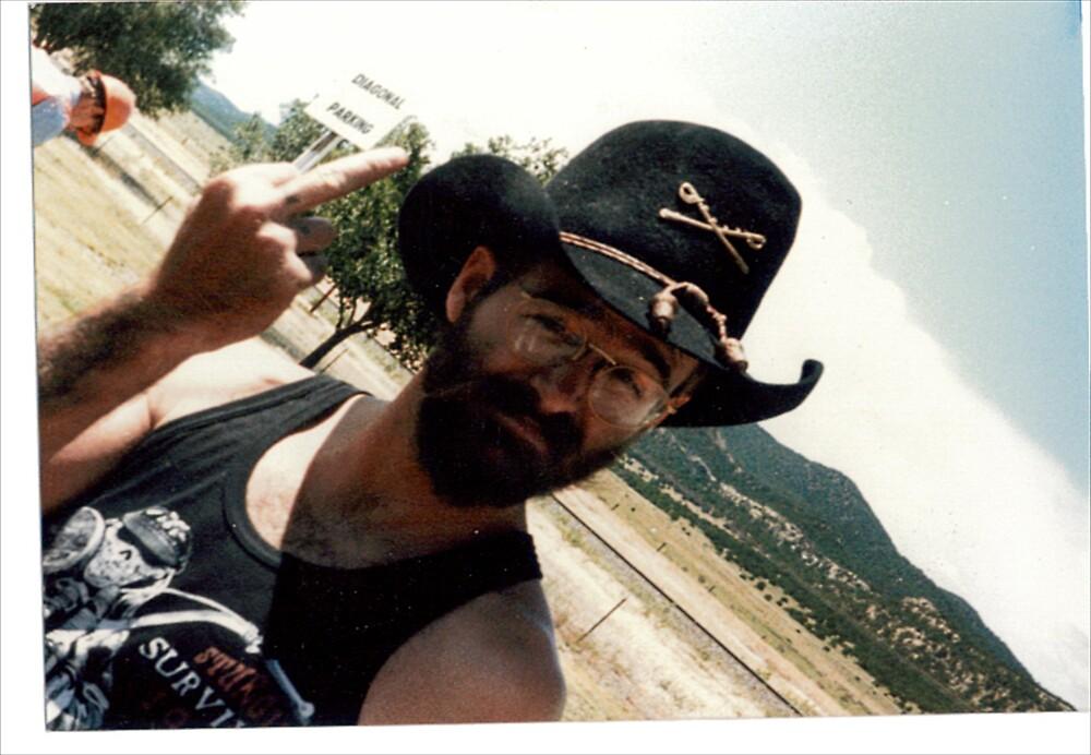 Cowboy Biker by nucklheadsports