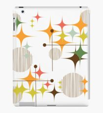 Eames Era Starbursts and Globes 3 iPad Case/Skin