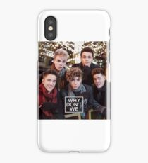 Why Don't We Merry Christmas iPhone Case/Skin