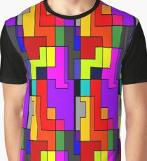 Psychedelic Abstract Graphic T-Shirt