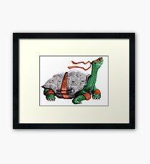Michelangelo Framed Print