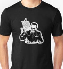 Skull Fiction Captain Koons Unisex T-Shirt