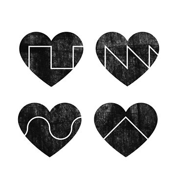 Love Synth Black by erdavid