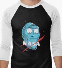 Rick and morty - Show Me What You Got Nasa Men's Baseball ¾ T-Shirt