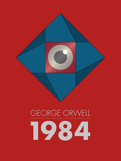 a look at the political system in 1984 by george orwell
