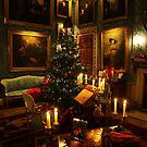 Christmas at Castle Howard by John Dalkin