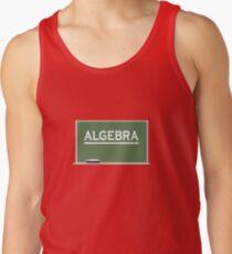algebra Tank Top