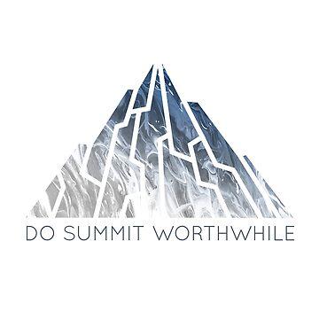Do Summit Worthwhile by TamasinLangton