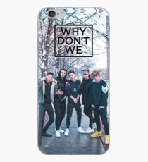 Why don't we Frozen iPhone Case