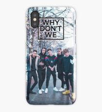 Why don't we Frozen iPhone Case/Skin