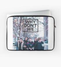 Why don't we Frozen Laptop Sleeve