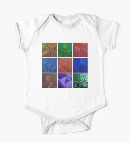Lullaby of Birdland Tshirt Kids Clothes