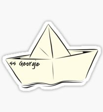 ss Georgie Sticker