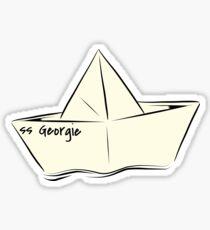 Pegatina ss Georgie
