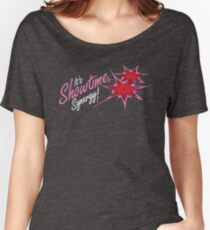 It's Showtime, Synergy! Women's Relaxed Fit T-Shirt