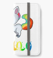 Ursula Unicorn iPhone Wallet/Case/Skin