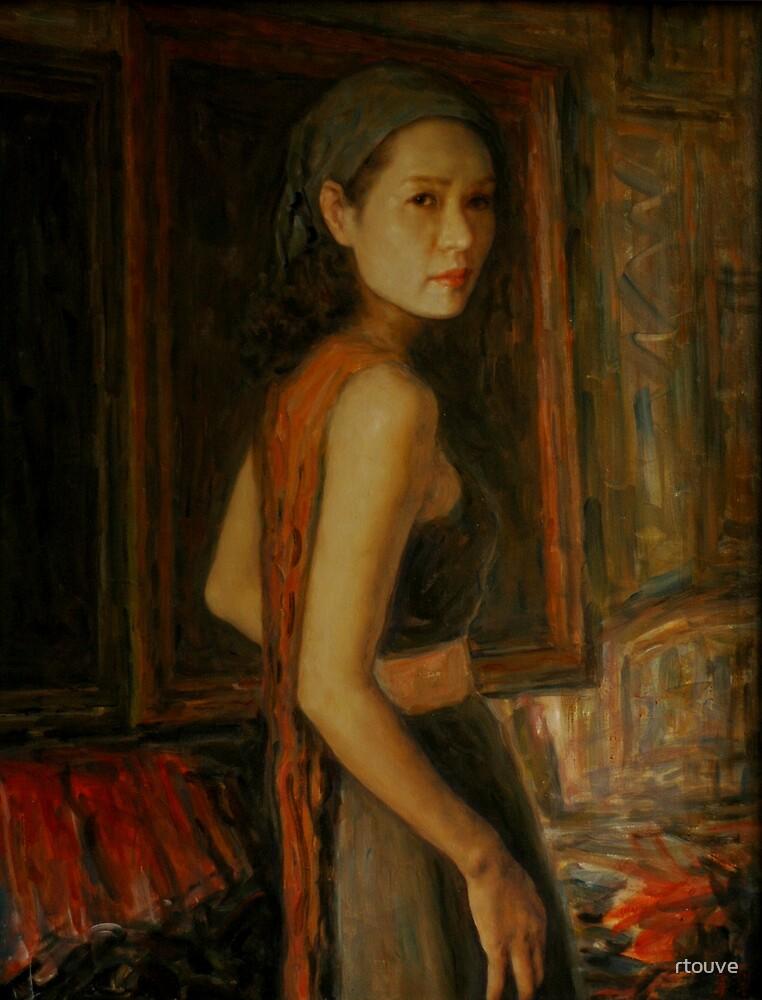 Portrait of a Lady by rtouve