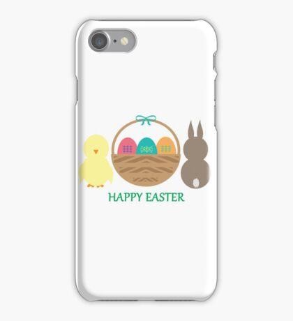 Easter Basket  iPhone Case/Skin