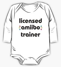 Licensed amiibo trainer One Piece - Long Sleeve