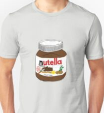 Nutella Drawing Unisex T-Shirt