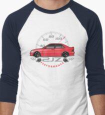 RED IS300 Men's Baseball ¾ T-Shirt