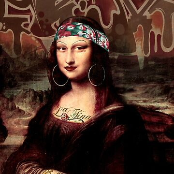 Chola Mona Lisa by Gravityx9