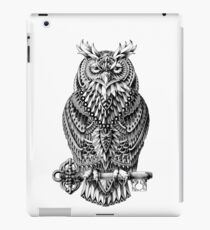 Great Horned Owl iPad Case/Skin