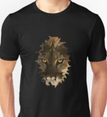 Mountain lion Slim Fit T-Shirt