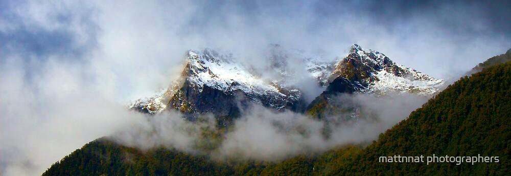 Thomas Bluff, South Island, New Zealand by mattnnat photographers