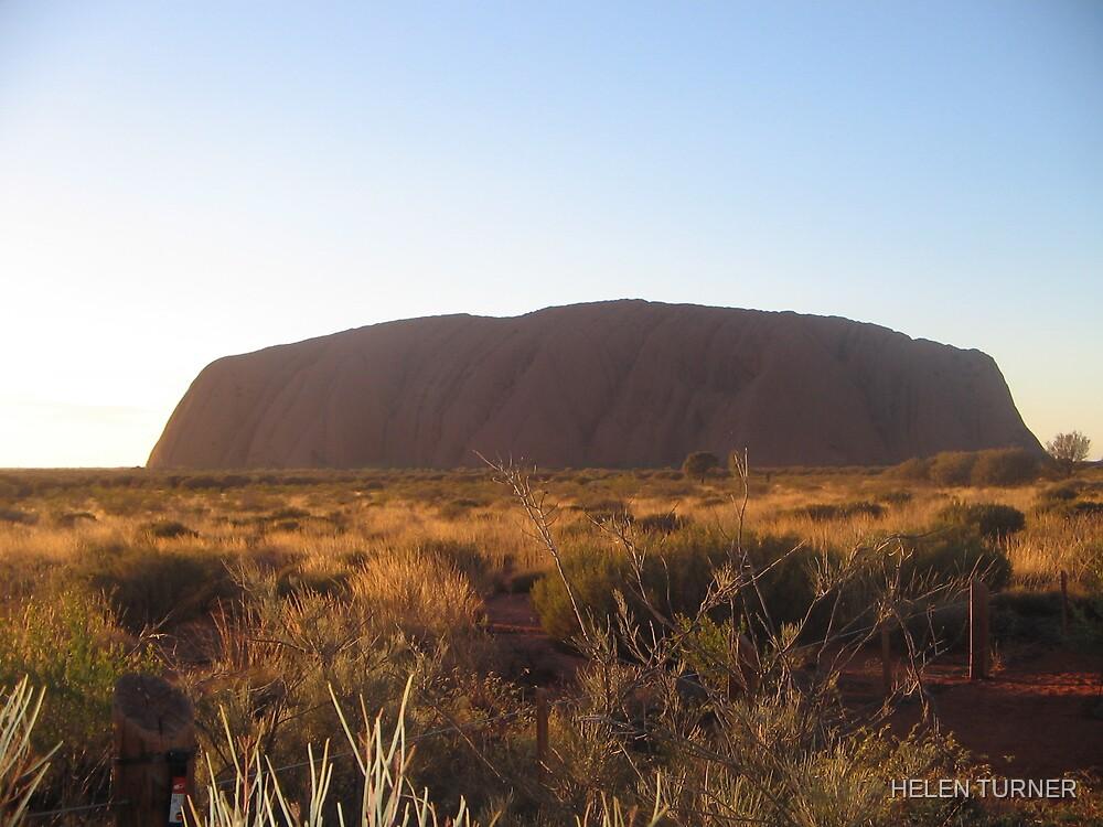 Outback Australia by HELEN TURNER