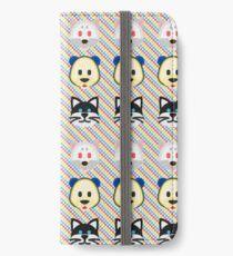 P-Moji: Mascots #1 iPhone Wallet/Case/Skin