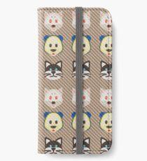 P-Moji: Mascots #2 iPhone Wallet/Case/Skin