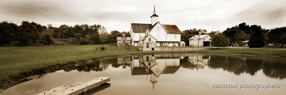 Star Barn, Middletown, Pennsylvania, USA by mattnnat photographers