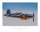 Goodyear FG1D Corsair by Kristoffer Glenn Pfalmer
