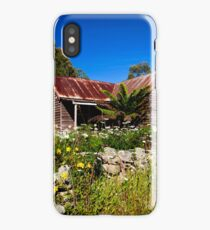 Rusting in the Flowers iPhone Case/Skin