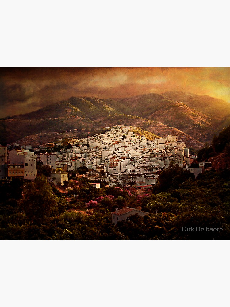 Tolox, Andaluce by Delbaere