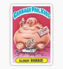 Garbage Pail Kids Sticker