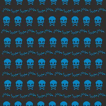 Skull N Vine by MadGear