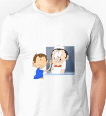 dont raise your voice in public Unisex T-Shirt