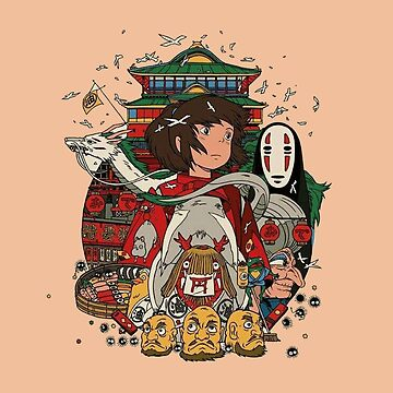 Spirited Away by Invest92