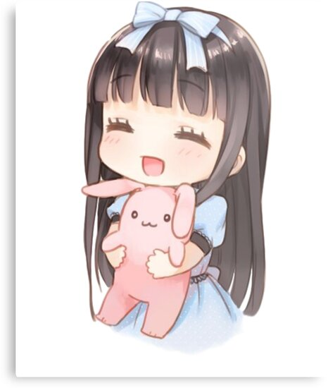 Cute Japanese Anime Girl