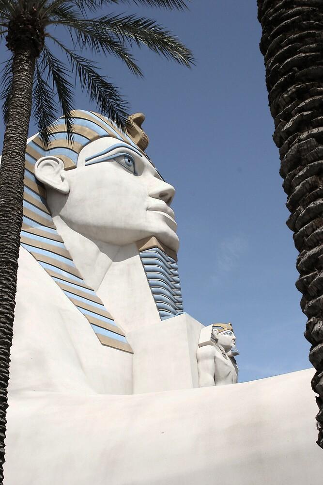 Sphinx by T.J. Busacker